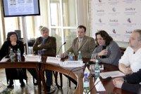 Пресс-конференция в Центральном Доме журналиста