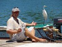 ГЛОНАСС экспедиция вокруг света на яхте Дельта в Панама-Сити