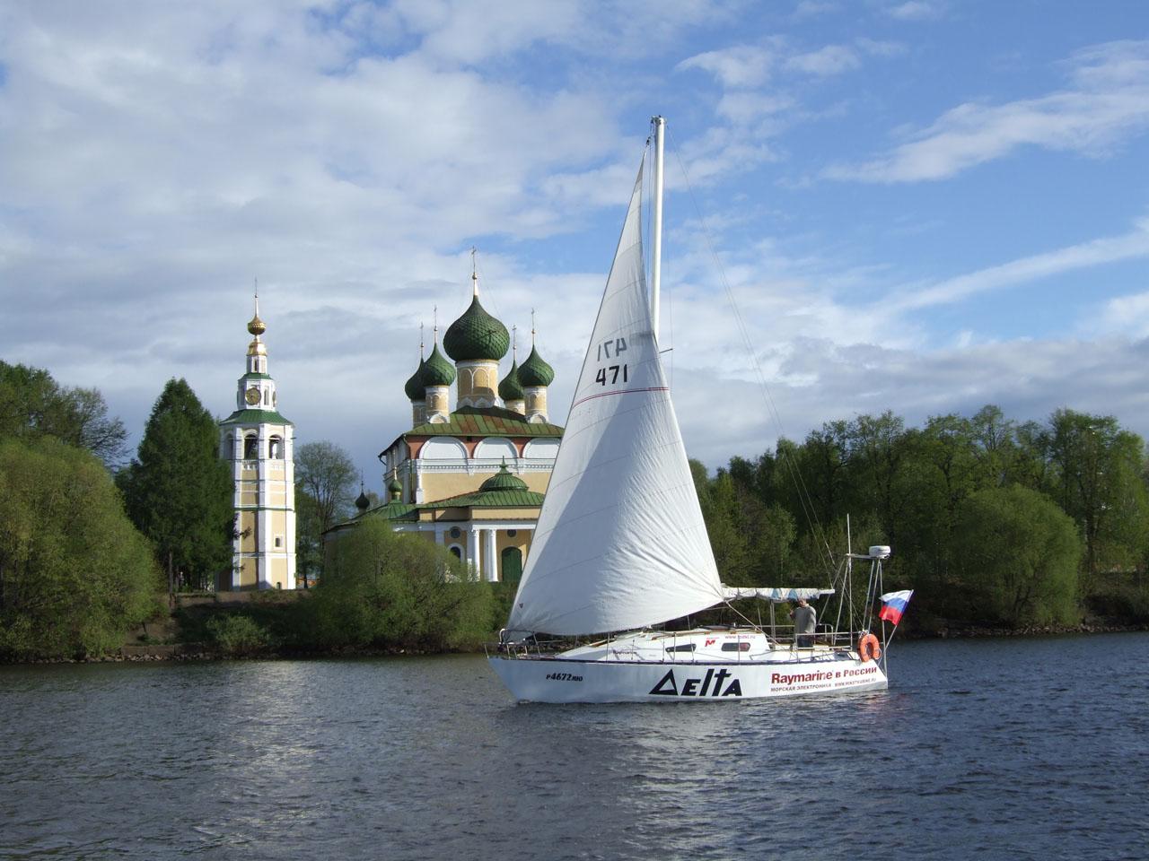 yacht Delta