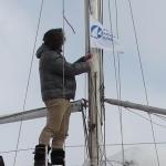 Расконсервация яхты «Дельта» после зимы
