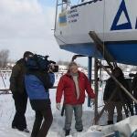 Расконсервация яхты «Delta» после зимы