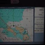 Панама: Неделя с ГЛОНАСС / 01.08.2012 / Raymarine c70