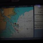 Панама: Неделя с ГЛОНАСС / 25.07.2012 / Raymarine c70