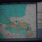 Панама: Неделя с ГЛОНАСС / 26.07.2012 / Raymarine c70