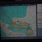 Панама: Неделя с ГЛОНАСС / 29.07.2012 / Raymarine c70