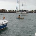 ГЛОНАСС экспедиция | Вокруг света с ГЛОНАСС | Переход на остров Лансароте 5