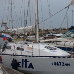 Марокко, Касабланка, яхта Дельта