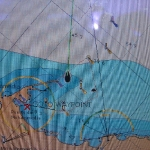 ГЛОНАСС навигатор, Марокко, Касабланка, яхта Дельта