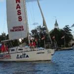 Яхта Дельта, Финляндия, Хельсинки