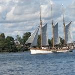 Старинный барк, Финляндия, Хельсинки