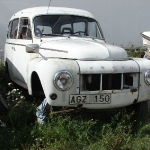 Швеция, остров Готланд, родина Volvo