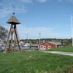 Швеция, остров Готланд, сельский пейзаж