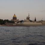 Санкт-Петербург, морской флот