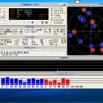 ГЛОНАСС в Тихом океане 12.10.2012