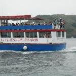 До свидания Панама, здравствуй Тихий океан: GLONASS AROUND THE WORLD