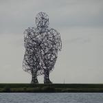 На подходе к Амстердаму