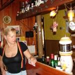 Фотосессия в баре, город Брунсбутел