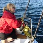 Ловим рыбу на блесну по пути в Киль
