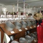 остров Борнхольм, город Свенаке, фабрика по производству конфет
