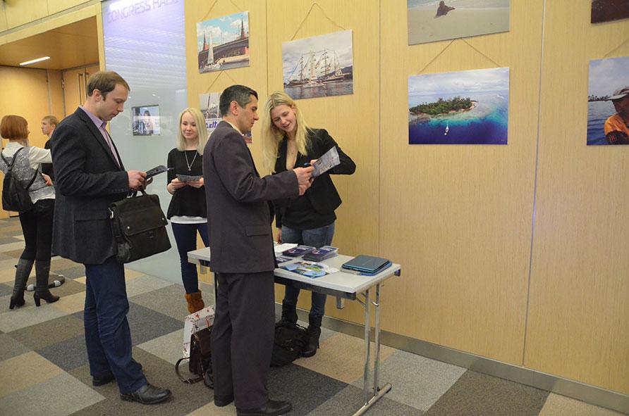 Москва: Бал прессы