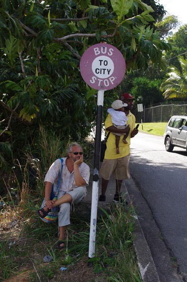 GLONASS Operates on Barbados, but You Can't Vote There