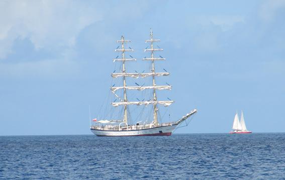 ГЛОНАСС до Барбадоса доведет