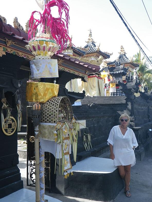 Бали, городок Беноа