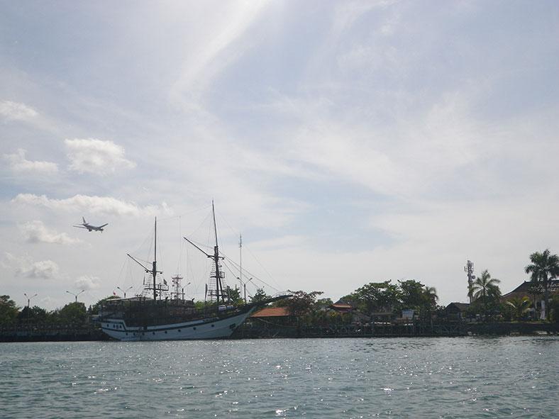 Бали, начало