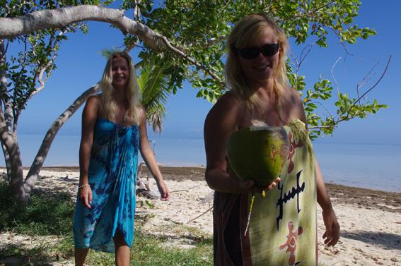 Остров Баунти: райское наслаждение ли?