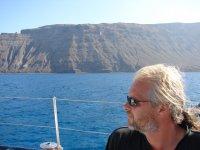 ГЛОНАСС экспедиция | Вокруг света с ГЛОНАСС | Переход на остров Лансароте 2