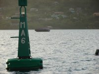 ГЛОНАСС по Карибскому морю: Мартиника