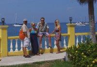 Панама 29, Вокруг света с ГЛОНАСС