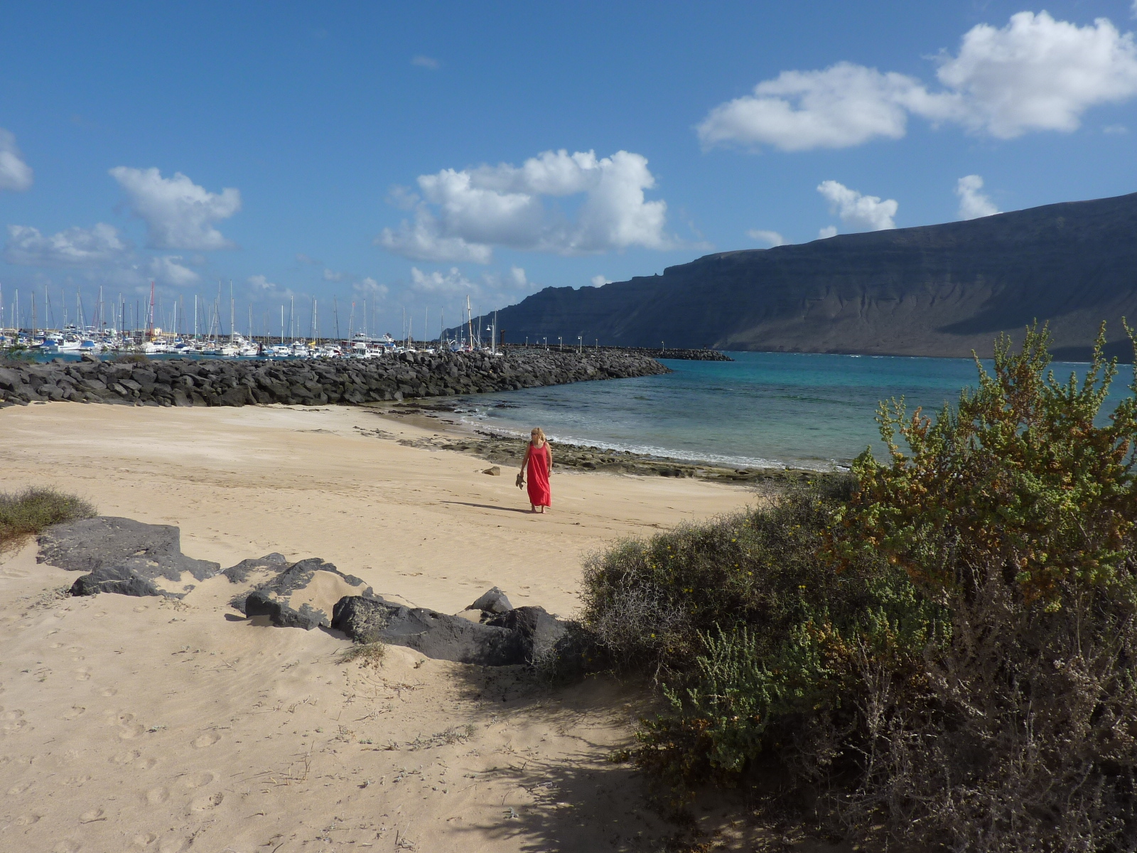 GLONASS will Bring you to the Canary Islands