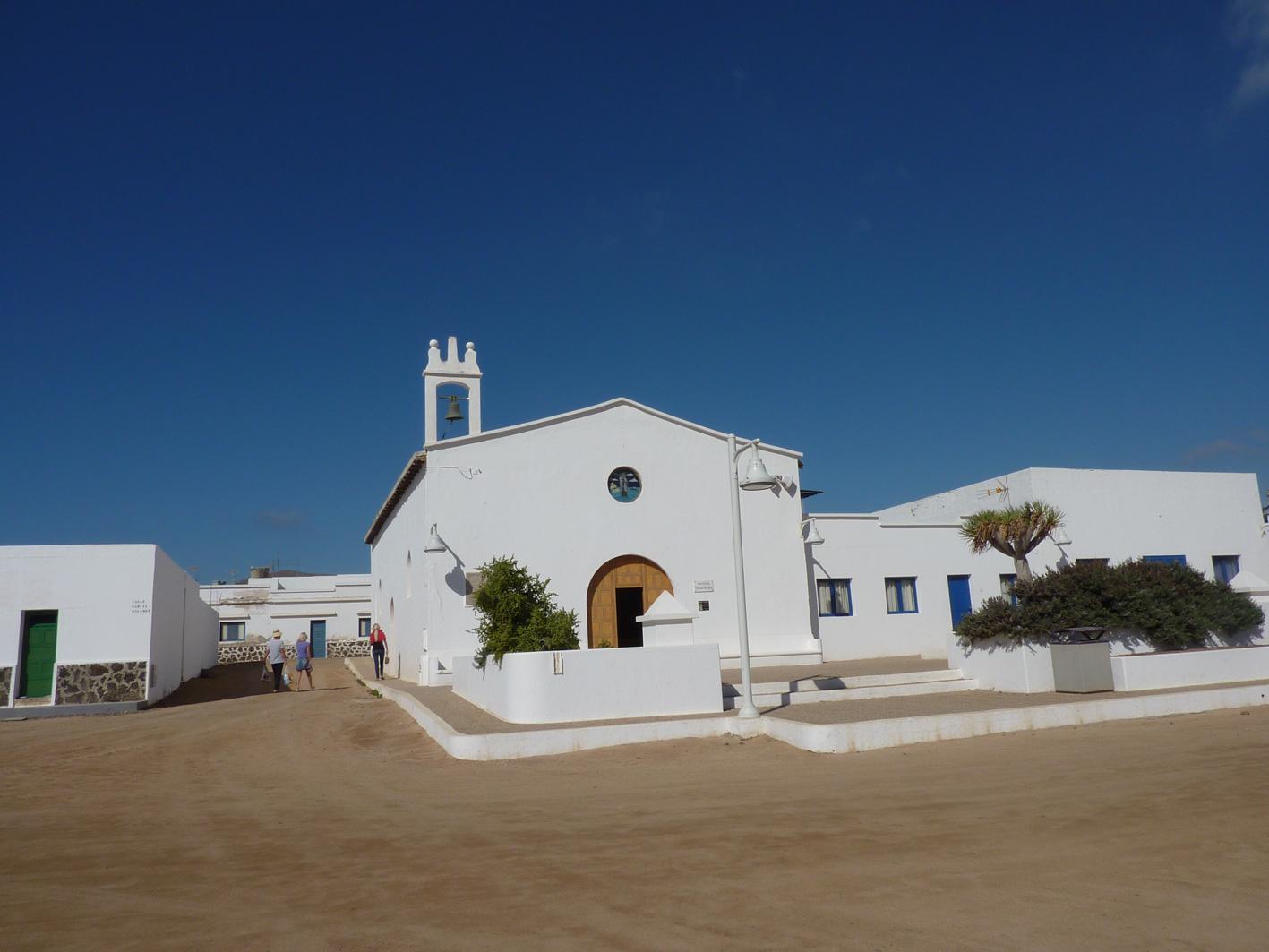 ГЛОНАСС, Канарские острова, морская часовня, остров Грасиоса
