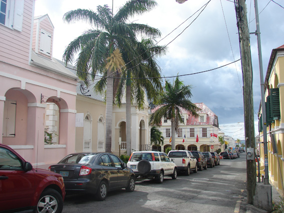 From Antigua to Dominican Republic with GLONASS