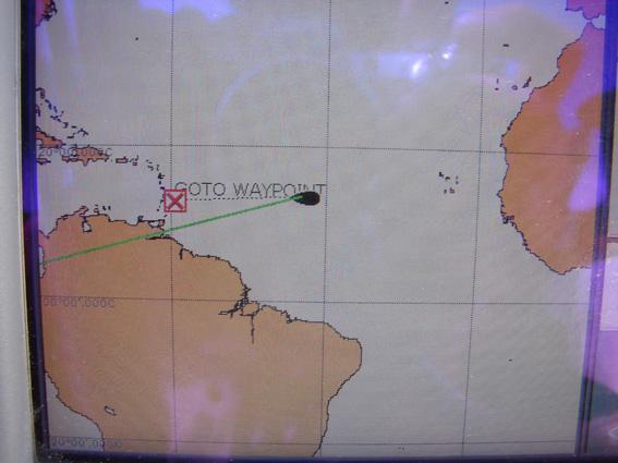ГЛОНАСС через Атлантику
