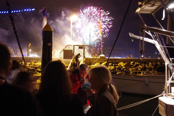 Новый год на Канарах, остров Гран-Канария, Канарские острова, Испания, ГЛОНАСС