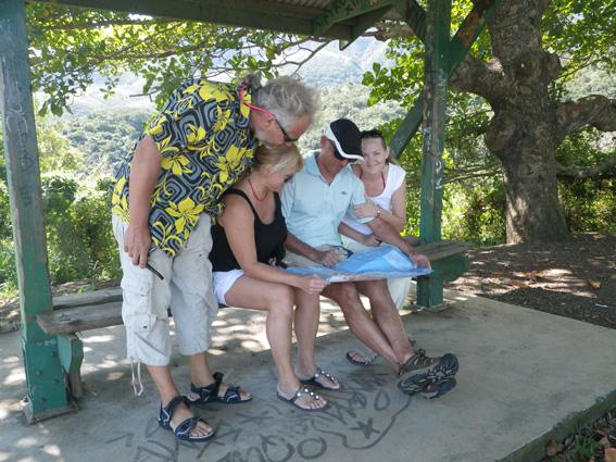 Новая Каледония: сухопутный круиз по острову