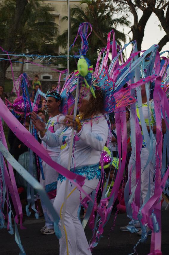 Новая каледония: суббота, после обеда, Карнавал