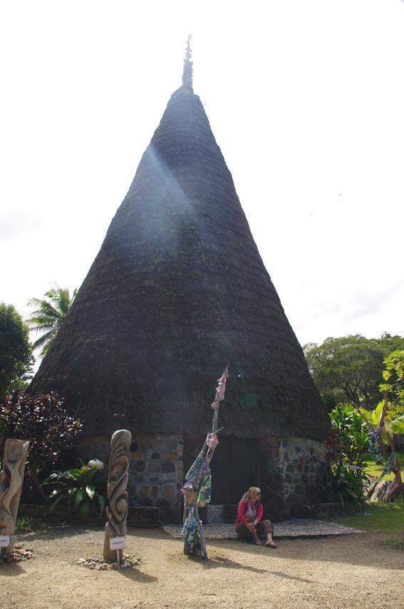 Новая Каледония: Субботний день, первая половина.