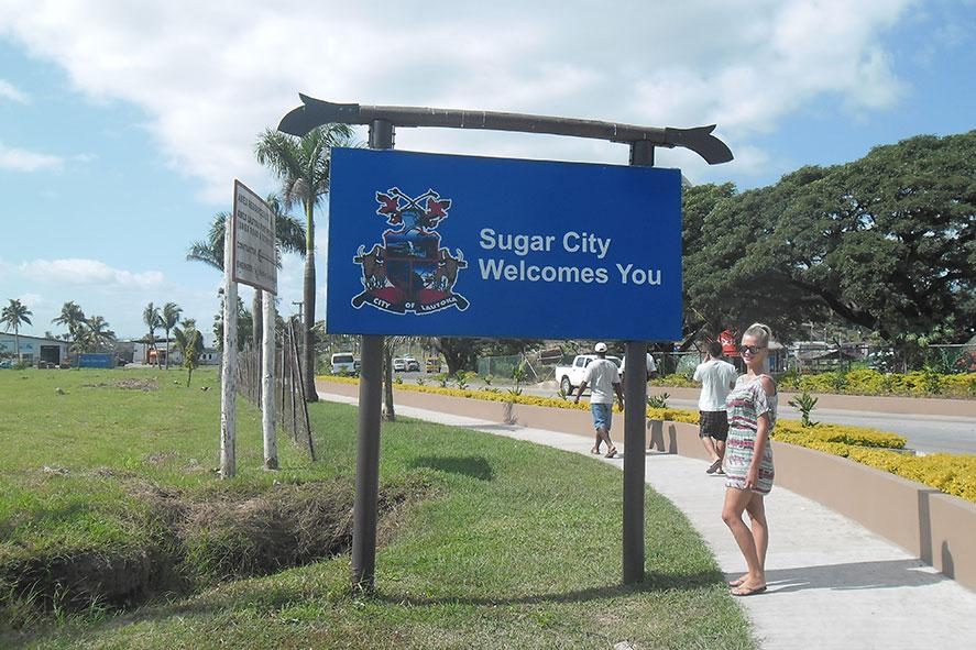 Сахарный город Лаутоку
