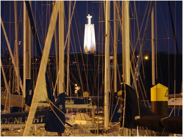 Португалия, город Лиссабон, марина