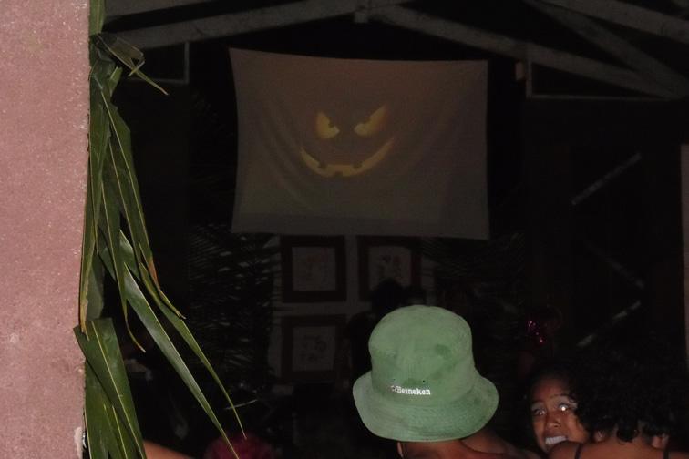 Halloween on the Marquesas Islands