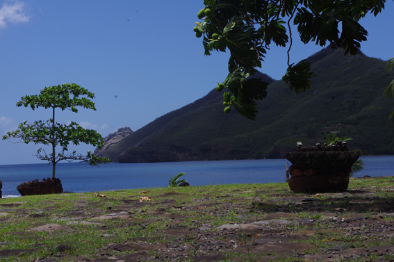 Farewell to the Marquesas Islands