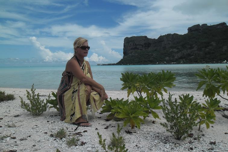 Маупити (продолжение): ГЛОНАСС вокруг света
