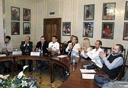 Пресс-конференция: окончанию европейского этапа кругосветной экспедиции на парусной яхте Дельта