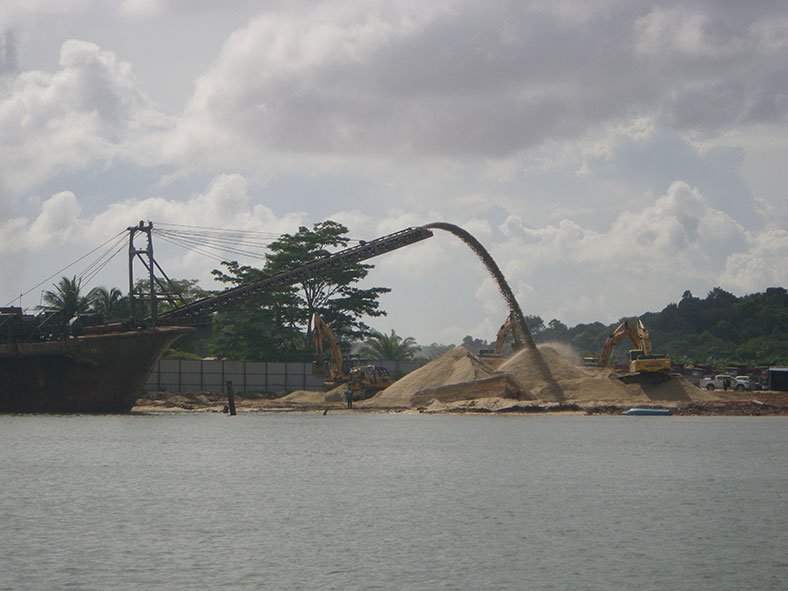 Затерянная гавань Себана-Коув: ГЛОНАСС работает