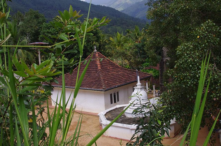 Шри-Ланка - поездка по стране. День первый.
