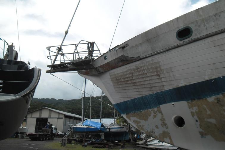 Таити: готовимся к отплытию