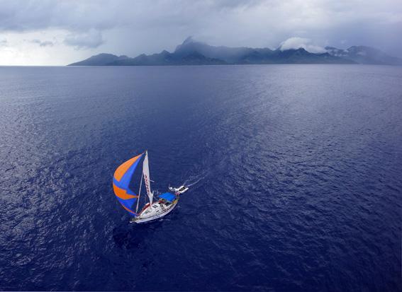 ГЛОНАСС на Таити работает отлично: кругосветка на яхте Дельта